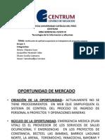 Verificación de aptitud ocupacional en trabajadores de proyectos mineros