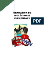 Gramatica Ingles Nivel Elemental