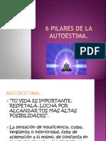 12 Pilares de La Autoestima Powerpoint