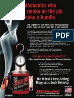 Mechanics Who Smoke Brochure
