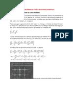 Métodos de Diferencias Finitas (ecuaciones parabolicas) Crank-Nocolson ADI