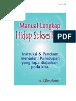 7 Bab Gratis Manual Sukses Total eBook