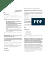 Criterios a evaluar de la práctica docente