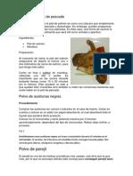 Examen de Panaderia y Metodos