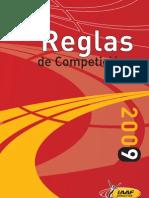 Manual de Atletismo 2009