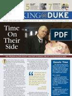 Working@Duke - December, 2008 / January, 2009