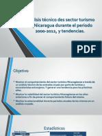 Análisis técnico des sector turismo en Nicaragua durante [Autoguardado]
