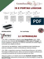 3 - Funções e portas lógicas - parte 1