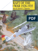 Aircraft Of The Chaco War 1928-35