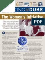 Working@Duke - September, 2006