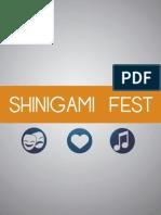 Shinigami Fest 2013