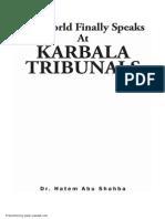 Karbala Tribunals