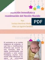 Atención inmediata y reanimación del Recién Nacido