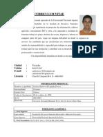 CV CARLOS