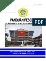 Panduan Informasi UMPN 2013