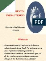 02 Crecimiento Intrauterino-Dr Ota