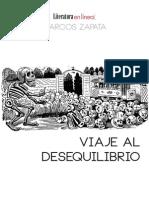 Viaje al desequilibrio - Marcos Zapata