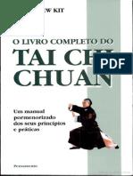 o Livro Completo Do Tai Chi Chuan