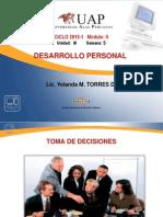 Ayuda 5-Toma de Decisiones