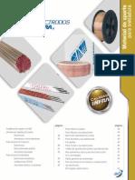 Catalogo de Soldaduras y Material de Aporte Infra