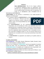 UNIDAD 2 - Magistraturas