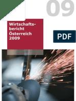 Wirtschaftsbericht 2009 Österreich - Economy Report Austria