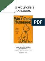 Wolf Cubs Handbook
