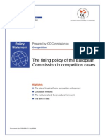 ICC_The Fining Policy in the EU 02-07-09_Final(2)