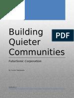 Building Quieter Communities