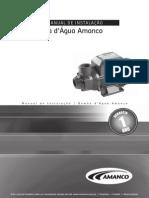 Manual Bomba Dagua 2012