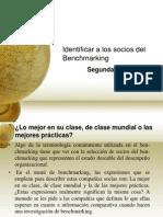 Identificar a Los Socios Del Benchmarking 2 Parte