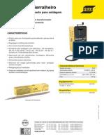 Catálogo Transformador - BantamSerralheir - OK ESAB - 2010 - 1p