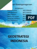 Ppt Geostrategi Indonesia