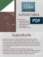 Supositoria New