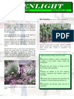 ECTAD Newsletter Green Light Issue No 8