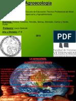 agrocología