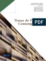 Temas de filosofia contemporânea