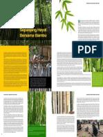 Sepanjang Hayat Bersama Bambu