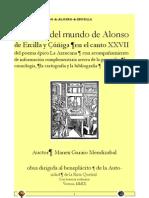 La visión de Alonso de Ercilla y Zúniga