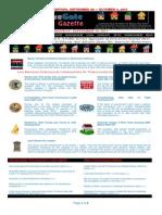 Weekend Edition - September 30, to October 4, 2013 - ForeclosureGate Gazette