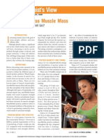 How to Increase Muscle Mass What Does Science.9
