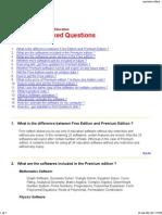 FAQ - Genius Maker - Science Educational Software