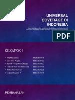 Universal Coverage Di Indonesia