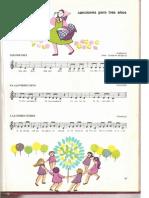 Enciclopedia Práctica Preescolar - Cancionero