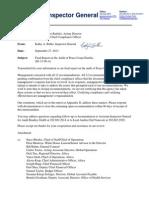 PCIG Zambia Final Audit Report