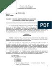 CHED MEMORANDUM ORDER (CMO) No. 14 Series of 2009 - PinoyRN.net