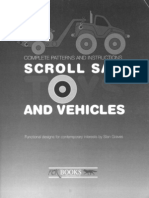 Scroll Saw Toys and Vehicles