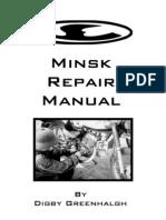 Minsk Repair Manual Www.manualedereparatie.info