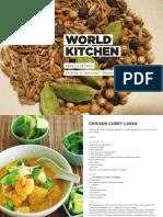 Roti and Curry Laksa