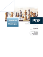 Financial Strategies Estate Planning Sample